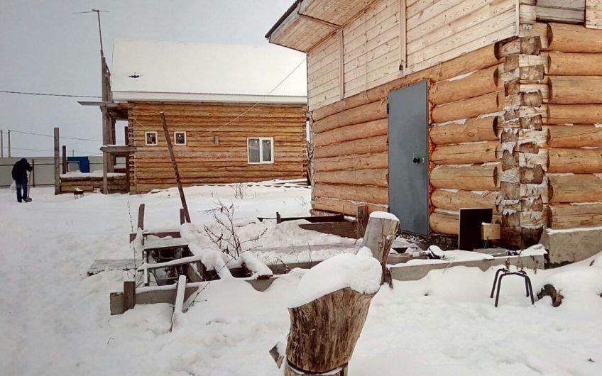 Дом 110 м² на участке 20 сот. Красный Яр