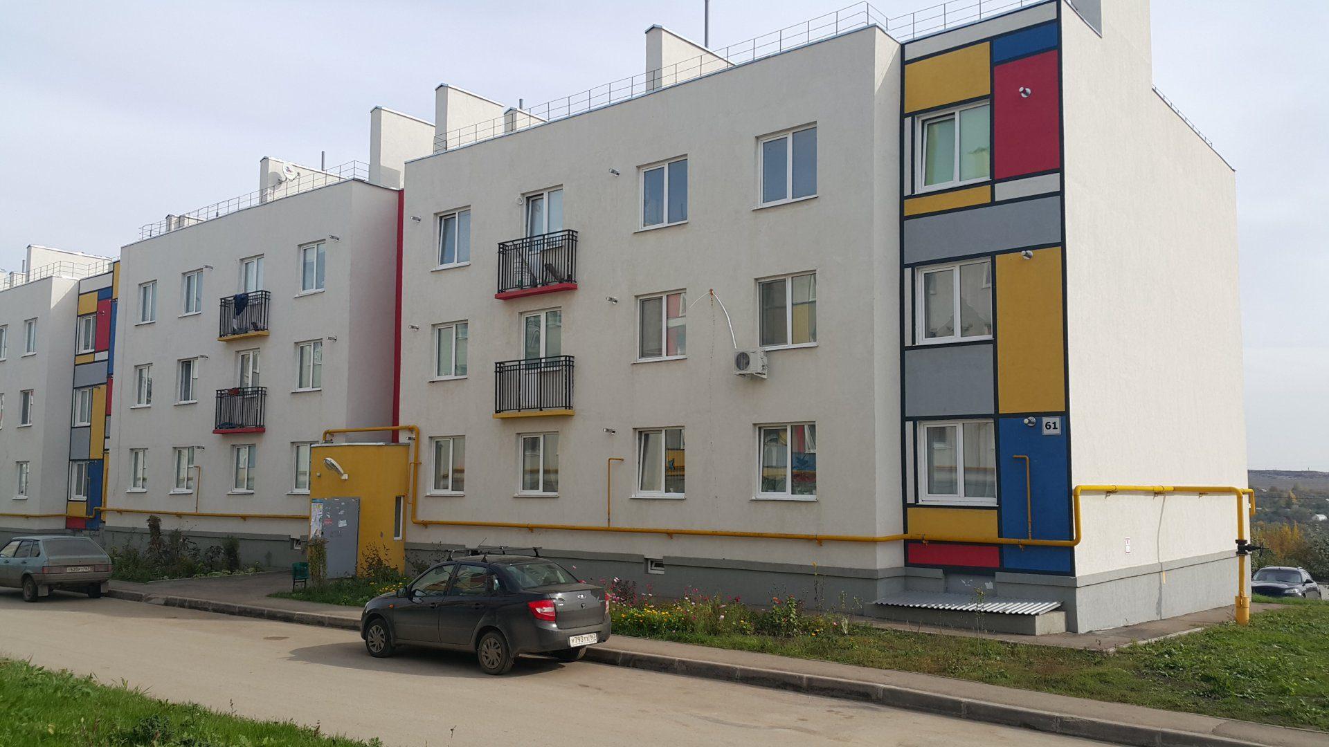 1-к квартира, 29,1 м², 3/3эт., Финютина, 68